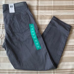 Calvin Klein skinny ankle pants